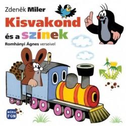 Zdenek Miler - Romhányi Ágnes: Kisvakond és a színek