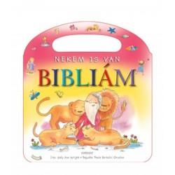 Sally Ann Wright: Nekem is van Bibliám