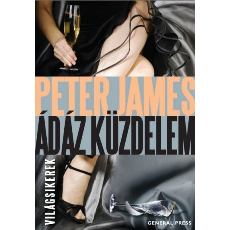 Peter James: Ádáz küzdelem