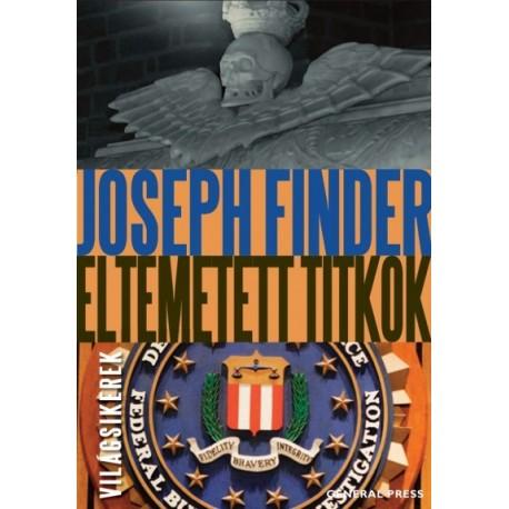 Joseph Finder: Eltemetett titkok