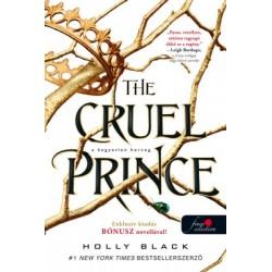 Holly Black: The Cruel Prince - A kegyetlen herceg - A levegő népe 1.