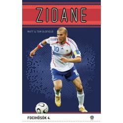 Tom Oldfield - Matt Oldfield: Zidane - Focihősök 4.