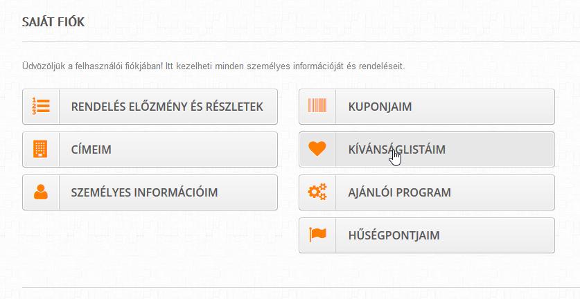 Felhasználói fiók