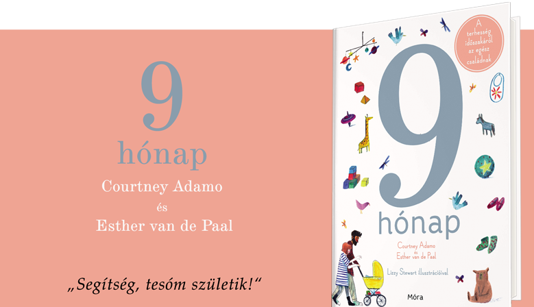 Courtney Adamo - Esther van de Paal: 9 hónap