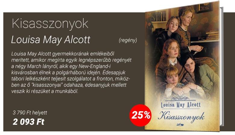 Louisa May Alcott: Kisasszonyok