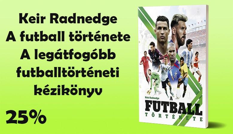 Keir Radnedge: A futball története