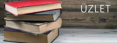 Üzleti könyvek, gazdasági kiadványok