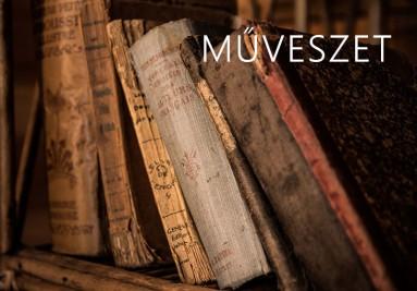 Művészeti könyvek